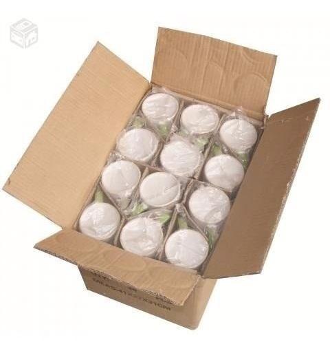 10 Canecas Brancas De Porcelana Para Sublimação Classe Aaa