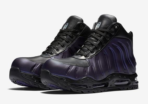 Tenis Nike Air Max Foamdome Varsity Purple 100%original