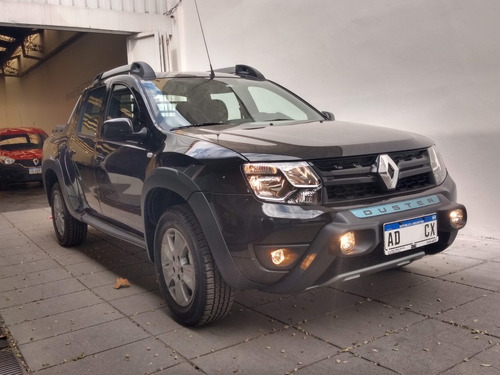 Renault Duster Oroch Outsider Plus 2.0 4x4 0km (mac)