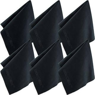 Paño De Limpieza De Microfibra 12x12 Pulgadas (paquete De 6