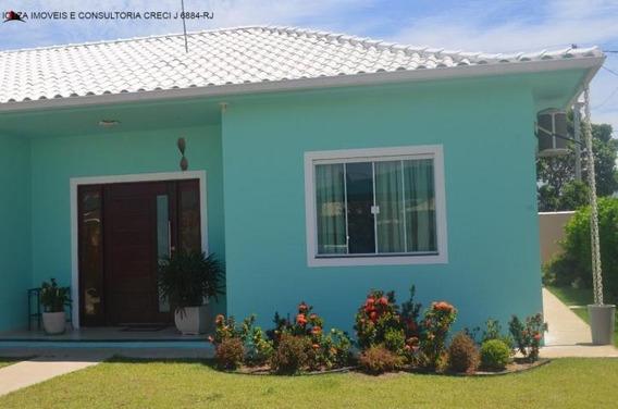 Casa De Primeira Locação Em Condomínio Entre O Mar E A Lagoa - 733