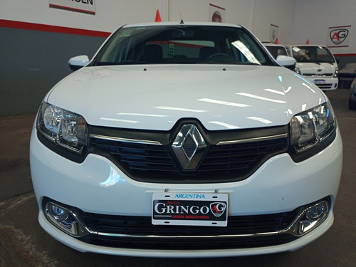 Renault Logan 1.6 Privilege Plus // Anticipo $510000