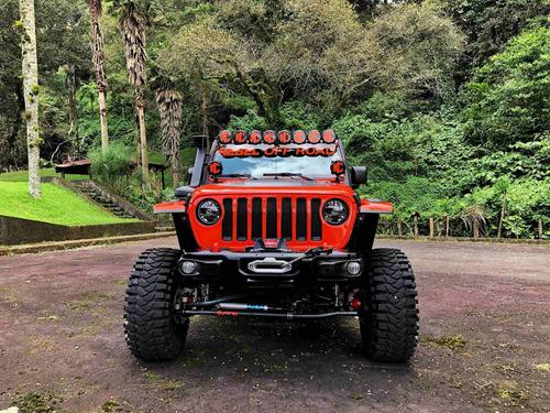 Imagen 1 de 15 de Jeep Wrangler 2020 3.7 Rubicon 3.6 4x4 At