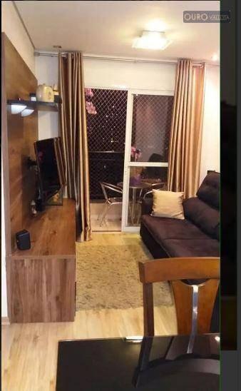 Vendo Ap Na Vl Prudente - 65m² - 3 Dorm - 1 Suite - 2 Vagas - Ap1674