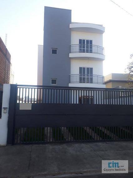 Apartamento Com 2 Dormitórios À Venda, 59 M² Por R$ 160.000 - Portal Ville Primavera - Boituva/sp - Ap0166