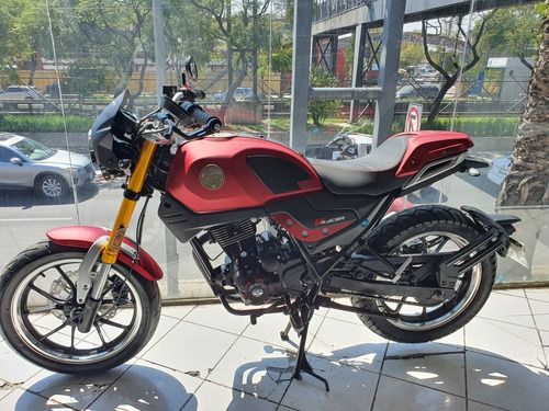 Vento  V-racer 250 Cafe Racer Modelo 2021 12 Msi