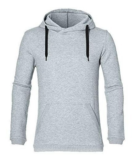 Asics Buzo Pull Over Hoodie - Hombre