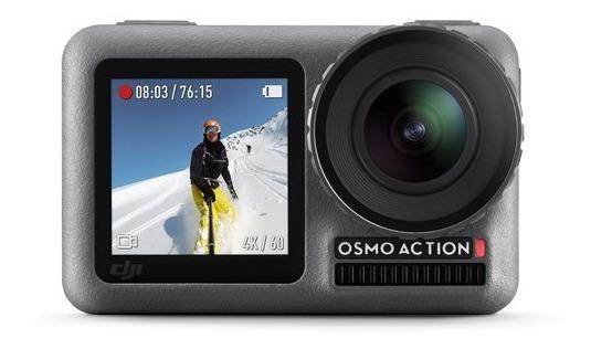Câmera Dji Osmo Action 4k À Prova D