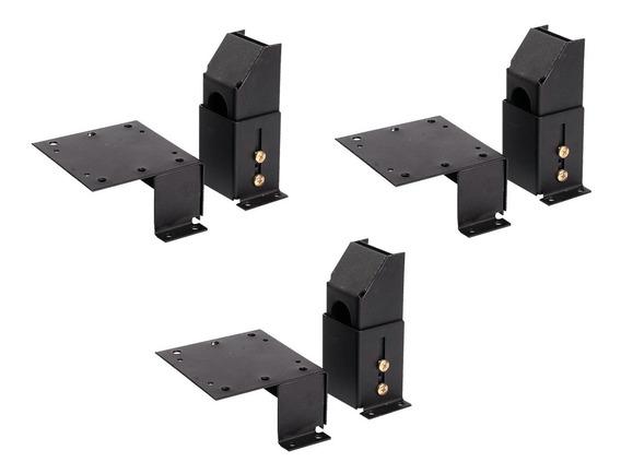 3pcs Suporte Para Trava Portao Automatico Facil Instalacao