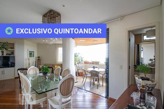 Apartamento No 18º Andar Com 4 Dormitórios E 3 Garagens - Id: 892971514 - 271514