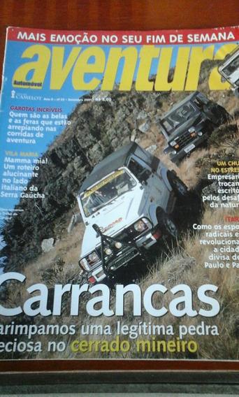 Revista Automóvel Aventura N 22 Set 2001