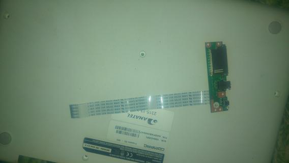 Placa Usb E Card Notbook 2 Em 1 Compaq Cq360
