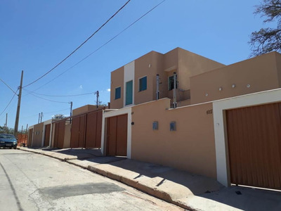 Casa Geminada 03 Quartos - Novo Eldorado - Ibirité - 1119