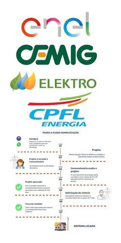 Homologação De Projetos Fotovoltaicos