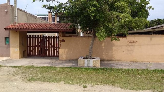 Ótima Casa Assobradada, Em Itanhaém Jardim Califórnia.