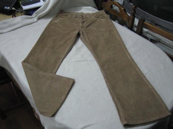 Pantalon Jeans De Cotele Levi Strauss Talla W30 L30 Cafe