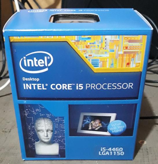 Processador Intel I5 4460 Lga 1150 Novo Lacrado