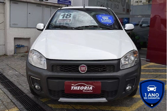 Fiat Strada 1.4 Hard Working Cs 2018