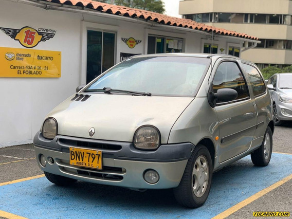 Renault Twingo Auntentique Mt 1200 8v