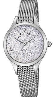 Reloj Festina Dama F20336/1 Dama Swarovski