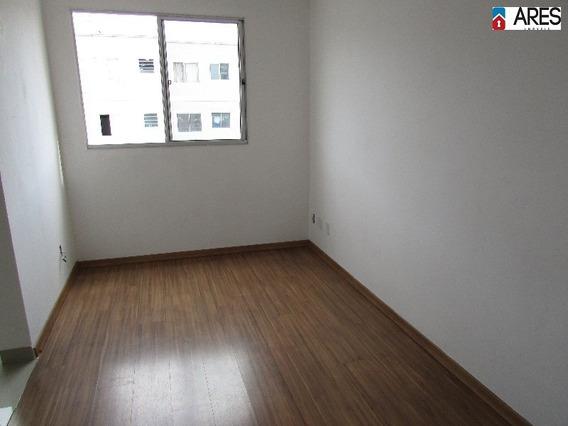 Apartamento Para Locação, Chácara Letônia, Americana. - Ap00189 - 4201798