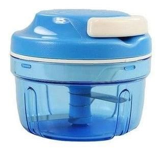Turbo Chef Tupperware Cor Azul
