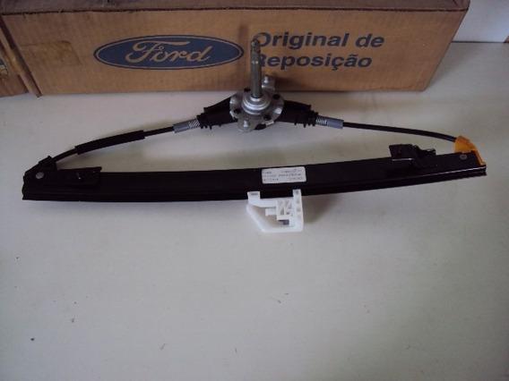 Ford Fiesta Rocam Acionador Do Vidro Da Porta Traseira Ld/le