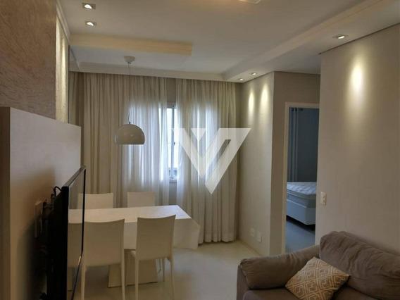Apartamento Para Alugar - Condomínio Vida Plena Campolim - Sorocaba/sp - Ap1019