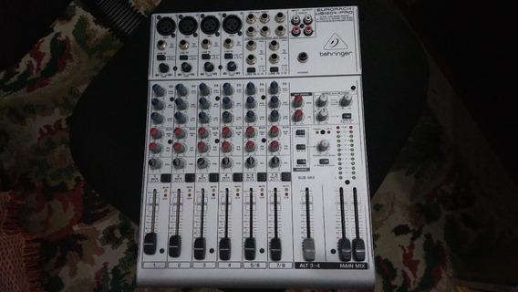 Mesa Behringer Eurorack Ub1204-pro (ñ Mackie, Yamaha)