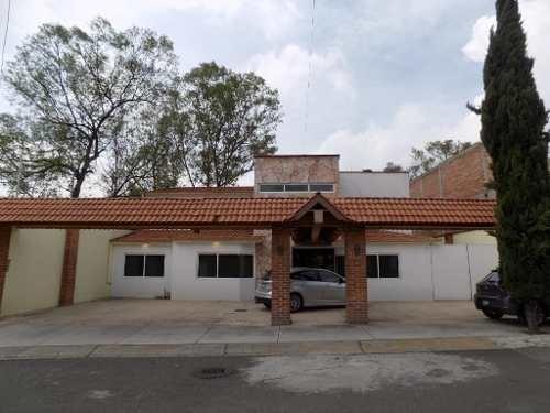 Casa Nueva En Renta En Campestre Del Lago, Cuautitlán Izcalli.