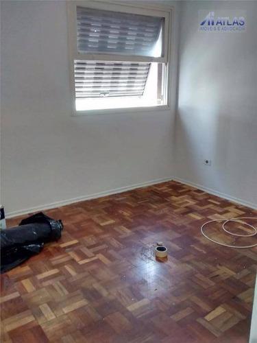 Apartamento Com 1 Dormitório Para Alugar, 56 M² Por R$ 930,00/mês - Vila Maria - São Paulo/sp - Ap0323