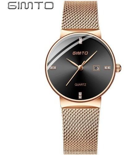 Relógios Originais De Luxo Gimto
