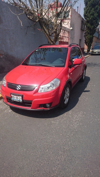 Suzuki Sx4 X Over 5vel Aa Ba Cd Abs Mt 2009