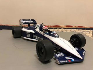 F1 Brabham Nelson Piquet Minichamps 1/18