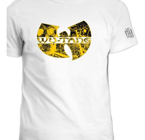 Camisetas Wu Tang Clan Rap Hip Hop Ink