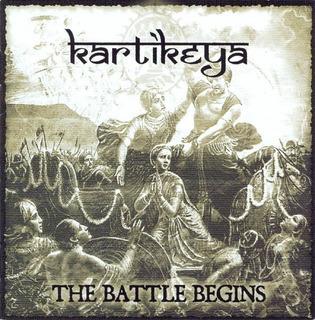Kartikeya- The Battle Begins (cd Importado)