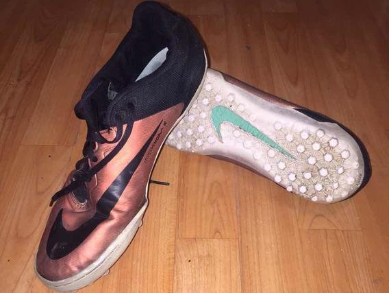 Botines Nike Hipervenom X