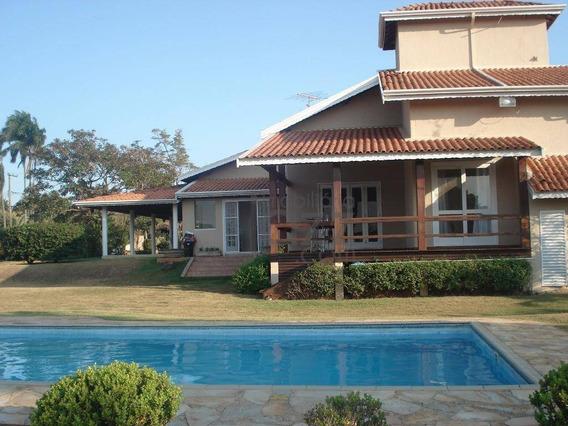 Casa Residencial À Venda, Condomínio Duas Marias, Jaguariúna. - Ca2511