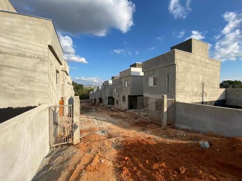Casas À Venda Em Residencial Fechado - Atibaia - Ca2127