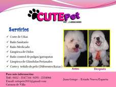 Peluqueria Canina Nueva Esparta