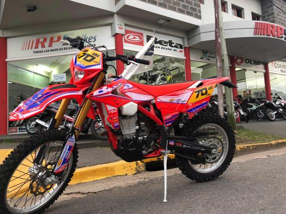Beta Rr 430 Racing Efi No Ktm 450 Crf Rps Bikes Roque Perez