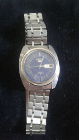Relógio Antigo De Pulso Masculino Seiko Automatic 21 Jewels