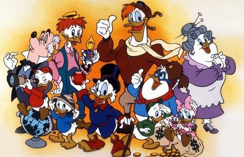 Tio Patinhas * Ducktales - Os Caçadores De Aventuras * Dvd | Mercado Livre