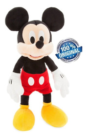 Bicho Pelucia Original Boneco Mickey 45cm Disney Store Mikey
