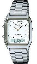 Relógio Casio Vintage Aq230a 7dmq Original Caixa E Nota Fisc
