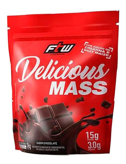 Delicious Mass Protein Gourmet 3kg - Ftw