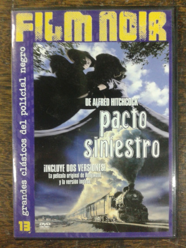 Pacto Siniestro * Dos Versiones* Clasicos Del Policial Negro