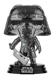 Funko Pop Star Wars Knight Of Ren Heavy Blade