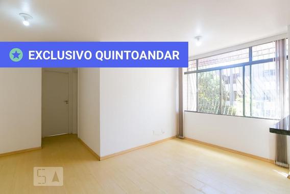 Apartamento No 2º Andar Com 2 Dormitórios - Id: 892947736 - 247736