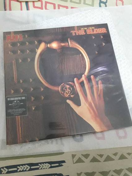 Kiss Lp Music From The Elder
